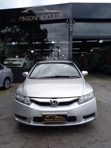 Foto Civic Sed. LXL/ LXL SE 1.8 Flex 16V Aut.