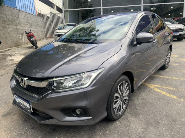 Foto CITY Sedan EX 1.5 Flex 16V 4p Aut.