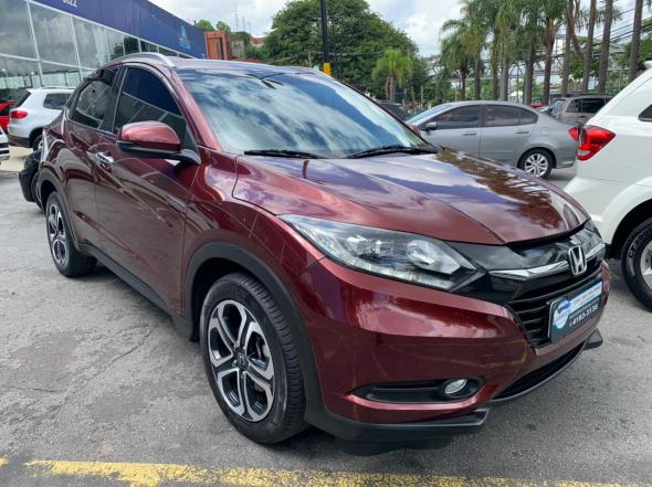 Foto HR-V Touring 1.8 Flexone 16V 5p Aut.