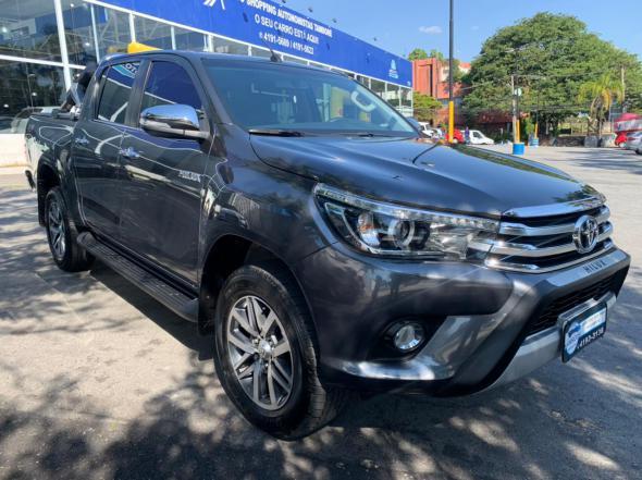 Foto Hilux CD SRX 4x4 2.8 TDI 16V Diesel Aut.