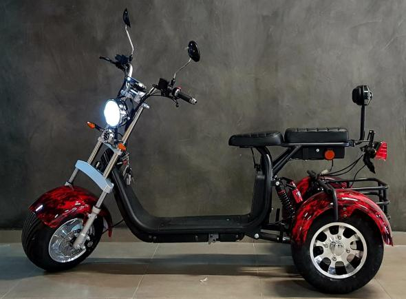Foto Tricycle Wayy T1