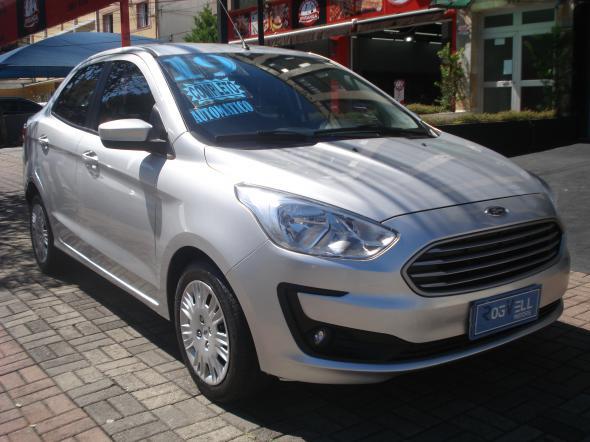 Foto Ka 1.5 Sedan SE 12V Flex 4p Aut.