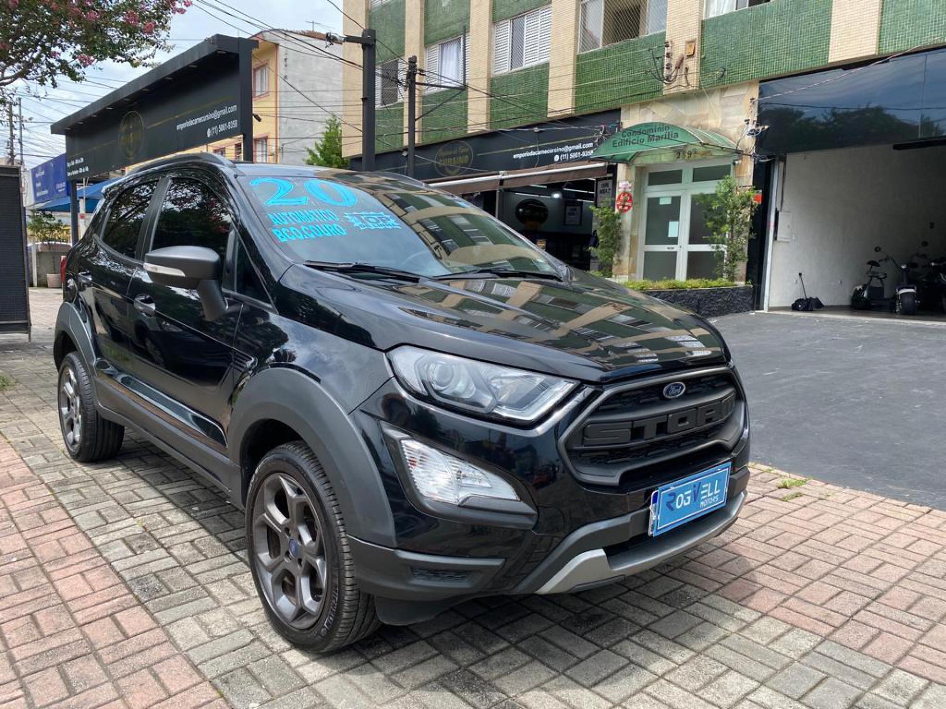 Foto EcoSport STORM 2.0 4WD 16V Flex 5p Aut.
