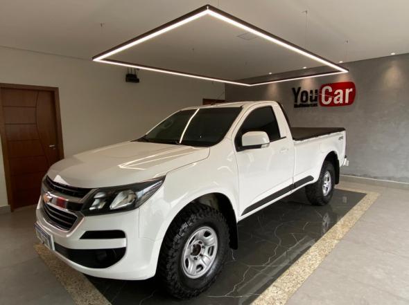 Foto S10 Pick-Up LS 2.8 TDI 4x4 CS Diesel